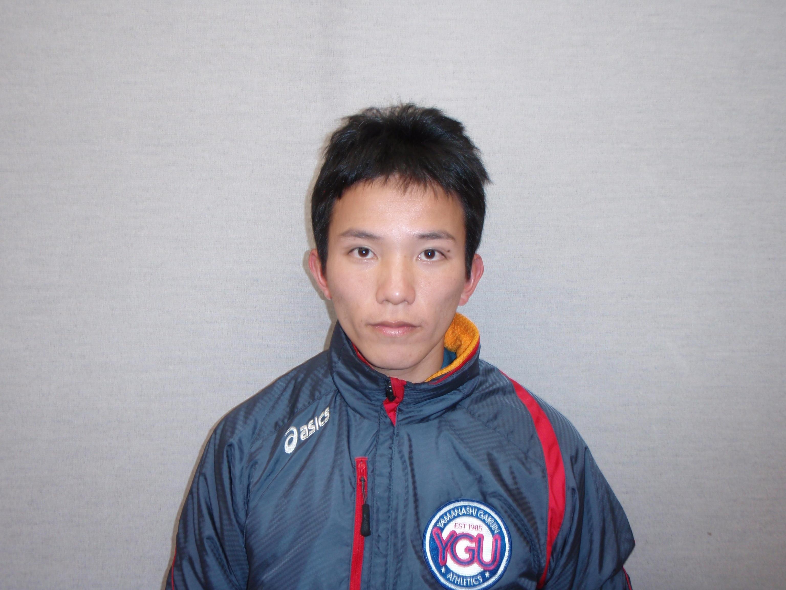 Yukari Oda Hiroto Inoue (Yamanashi Gakuin University) Born: Jan. 6, 1993 in Nagasaki, age 21